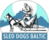 Sled dogs Baltic, UAB logotype
