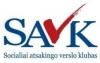 """VšĮ """"Socialiai atsakingo verslo klubas"""" logotipas"""