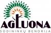 "Sodininkų bendrija ""Agluona"" logotype"
