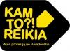 """VšĮ """"SOS projektai"""" logotipas"""