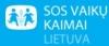 SOS vaikų kaimų Lietuvoje draugija logotipo