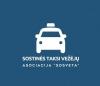 Sosveta, Sostinės Taksi Vežėjų Asociacija logotipas