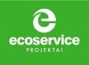 Ecoservice projektai, UAB логотип