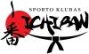 """Kyokushin karate klubas """"IchiBan"""" logotype"""
