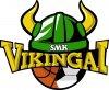 """Sporto mėgėjų klubas """"Vikingai"""" logotipas"""
