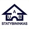 Statybininkas, UAB logotipas