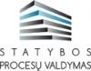 """UAB """"Statybos procesų valdymas"""" логотип"""