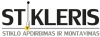Stikleris, UAB logotipas