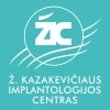 Kazakevičiaus implantologijos centras, UAB logotipas