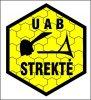 Strektė, UAB logotipas