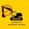 Sunkiosios technikos servisas, MB logotyp