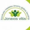 """Sutrikusio Intelekto Žmonių Globos Bendrija """"Jonavos Viltis"""" logotipas"""