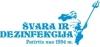 Švara ir dezinfekcija, UAB logotipas