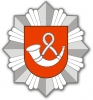 Tauragės apskrities vyriausiasis policijos komisariatas logotipas