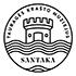 "Tauragės krašto muziejus ""Santaka"" 标志"