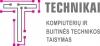 Technikai, UAB logotipas