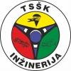 """Techninių Sporto Šakų Klubas """"Inžinerija"""" logotipas"""