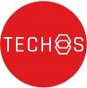 Techos, UAB 标志