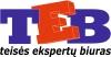 Tebiuras, UAB logotype