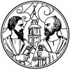 Telšių R. Varnių Šv. Apaštalų Petro ir Pauliaus Bažnyčia, Šv. Apaštalų Petro ir Pauliaus Parapija logotipas