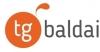 """UAB """"TG baldai"""" logotipas"""