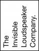 The Invisible Loudspeaker Company, UAB логотип