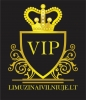TIK VIP logotipas
