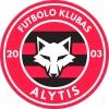 Alytaus futbolo klubas, VšĮ logotipas