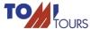 """UAB """"TOMI TOURS"""" Logo"""
