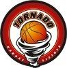 """VšĮ """"Tornado"""" krepšinio mokykla logotipas"""