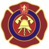Trakų rajono ugniagesių savanorių draugija logotipo