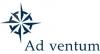 Ad ventum, UAB logotipas