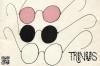 Trinus, asociacija logotype