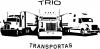 Trio transportas, UAB logotype