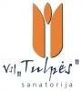Tulpės sanatorija, VŠĮ logotype