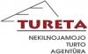 """R. Skiručio nekilnojamo turto agentūra """"TURETA"""" logotipas"""