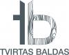 Tvirtas baldas, UAB логотип