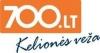 """UAB """"700LT"""" logotipas"""
