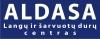 ALDASA, UAB logotyp