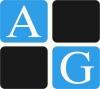 """UAB """"Apskaita AG"""" logotipas"""