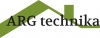 "UAB ""ARG technika"" logotipas"