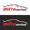 """UAB """"Atema"""" logotipas"""
