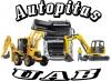 """UAB """"Autopitas"""" logotype"""