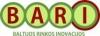 """UAB """"Baltijos Rinkos Inovacijos"""" logotype"""