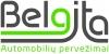 """UAB """"Belgita"""" logotipas"""