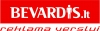 """UAB """"Bevardis"""" логотип"""
