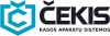 ČEKIS, UAB logotipas
