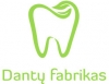 """UAB """"Dantų fabrikas"""" logotipas"""