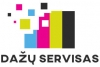 """UAB """"Dažų servisas"""" logotyp"""