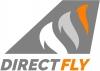 "UAB ""Direct Fly"" logotyp"